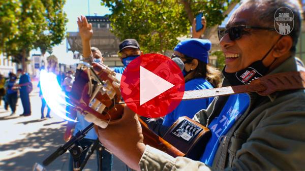Vamos a votar music video by Los Jornaleros del Norte